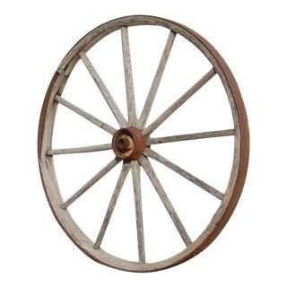Simon Antique Wagon Wheel For Sale