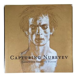 """""""Capturing Nureyev""""-James Wyeth Paints the Dancer-Art Book For Sale"""