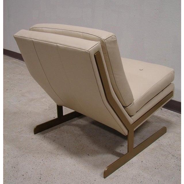 Bernhardt Mid-Century Modern Regency Accent Chair - Image 5 of 5
