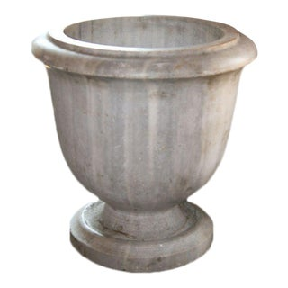 Italian Marble Urn For Sale