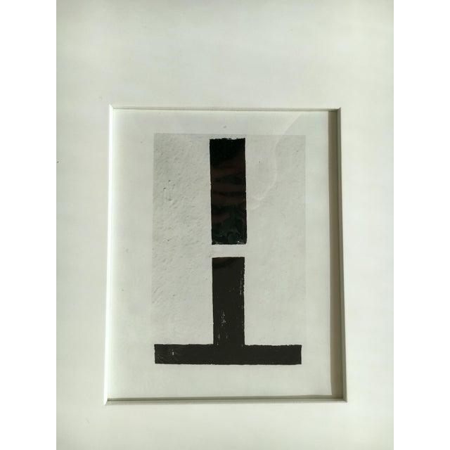 """On It"" Black & White Print Duo - Image 2 of 3"