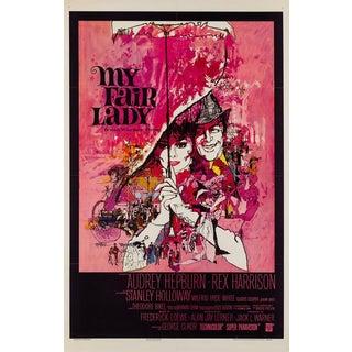 "Bob Peak & Bill Gold ""My Fair Lady"" Print For Sale"