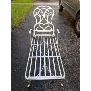 Landgrave Cast Aluminum Chaise Lounge Preview