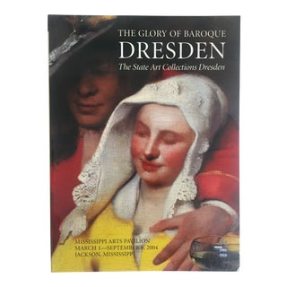 """Dresden the Glory of Baroque"" Decorative Arts Exhibition Book For Sale"