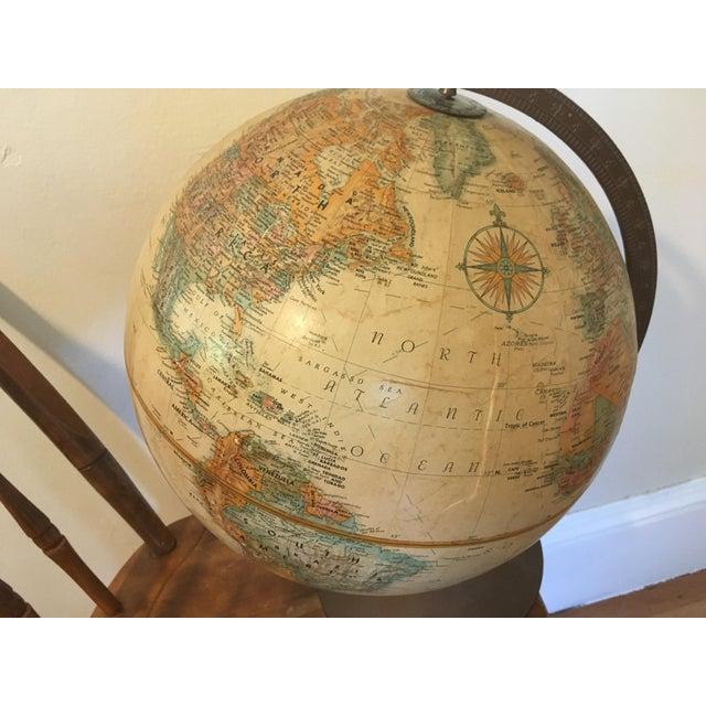 "Vintage 1990 Replogle World Classic Series 12"" Diameter Globe For Sale - Image 9 of 13"
