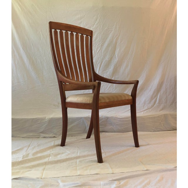 1960s Robert R. Jamieson Vintage Handcrafted Arm Chair For Sale - Image 5 of 13