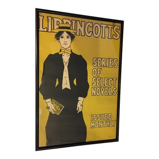 Lippincotts Advertising Poster