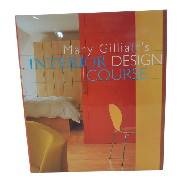 Interior Design Course by Mary Gilliat For Sale