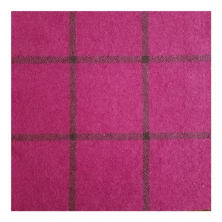 Romo Oswald Wool Designer Fabric by the Yard For Sale