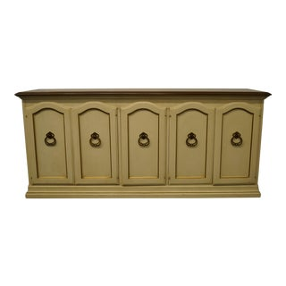 """1960s Drexel Heritage Country French Provincial 68"""" Buffet 261-131 For Sale"""