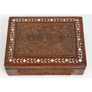 19th Century Anglo-Indian Box Preview