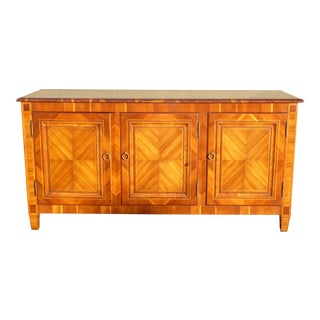 Custom Fine Furniture Maker Alfonso Marina Regency Style Buffet Sideboard For Sale