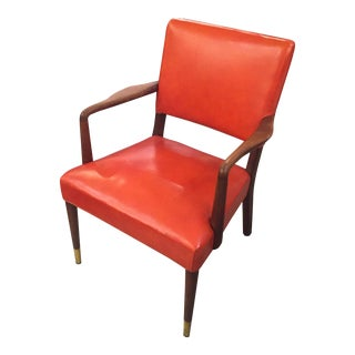 Stow & Davis Co. Mid-Century Accent Chair