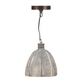 Sarreid LTD Cement Hanging Lamp