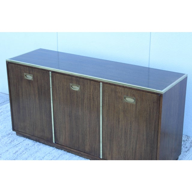 Mid 20th Century Mid-Century Modern Baker Credenza For Sale - Image 5 of 11