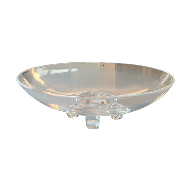 Steuben Footed Bowl - Image 1 of 4
