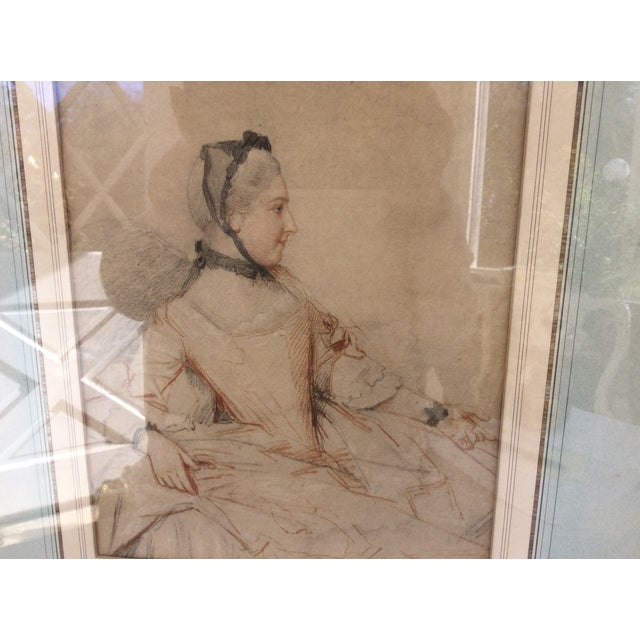 Decorative Prints of Old Master Drawings - A Pair - Image 6 of 8