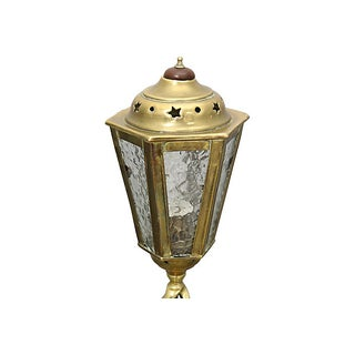 Antique English Pub Lantern Preview