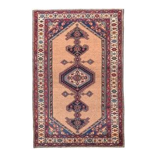 Antique Hand Made Bidjar Persian Rug For Sale