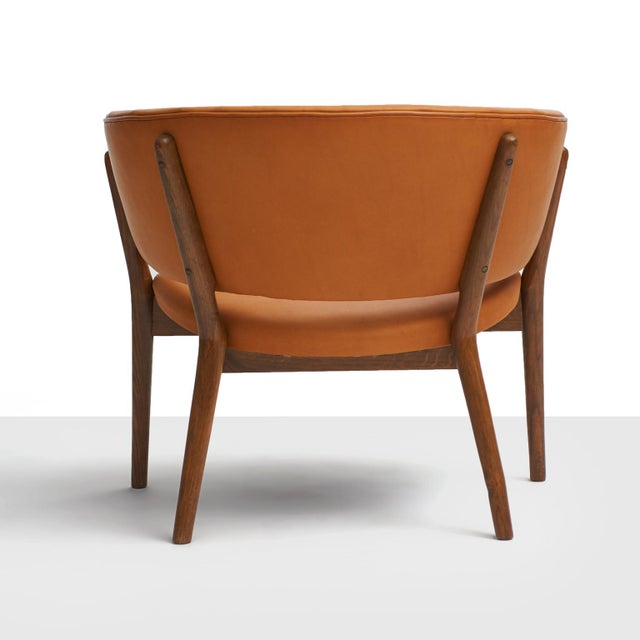 Nanna Ditzel Model #ND83 Lounge Chairs - a Pair For Sale In San Francisco - Image 6 of 10