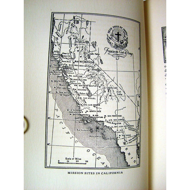 Mission Dolores 1st Ed 1928 Book For Sale - Image 4 of 4