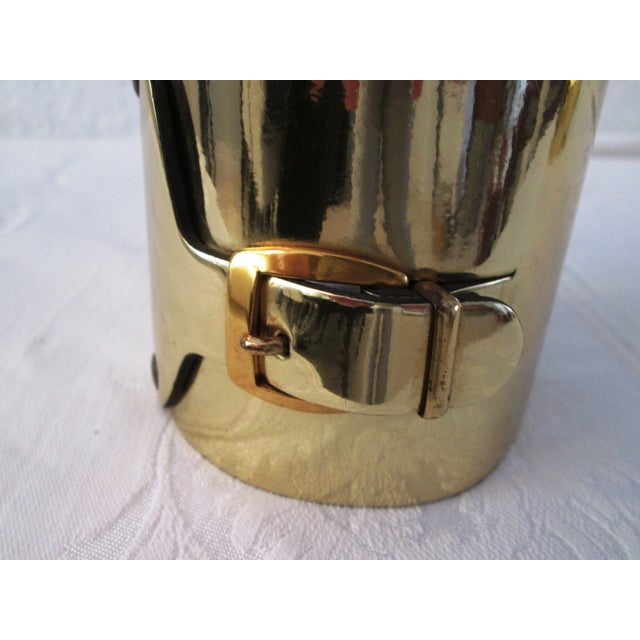 Gold Buckle Double Rocks Glasses - Set of 6 - Image 5 of 7