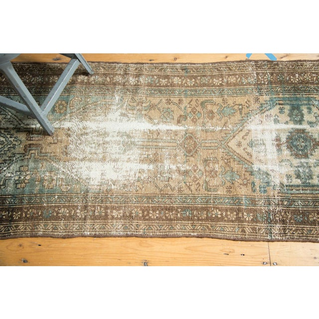 "Vintage Malayer Rug Runner - 2'6"" x 8'7"" - Image 3 of 9"