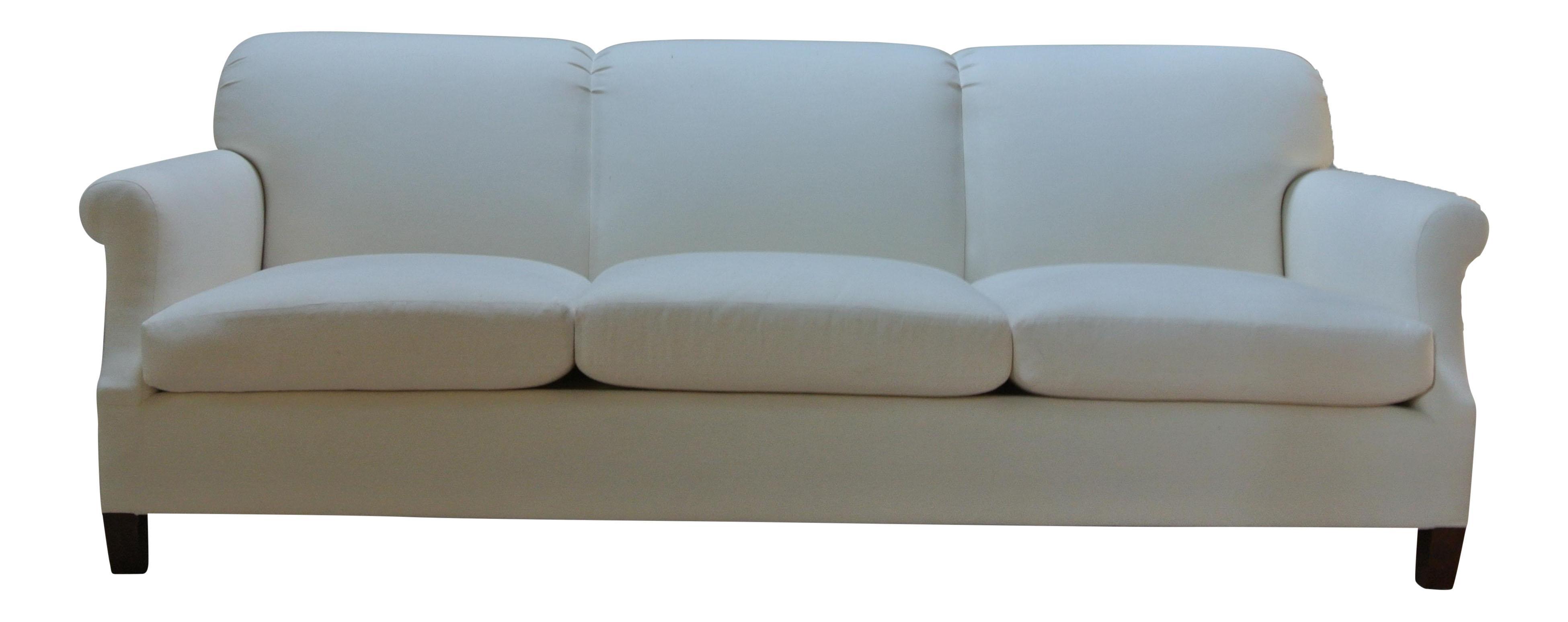 Addison Interiors Muslin Sofa   Image 5 Of 5