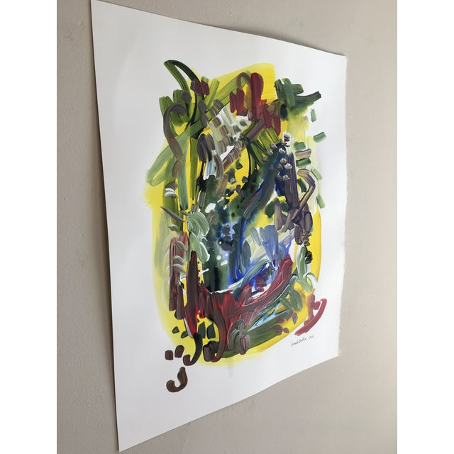 Full Bloom Painting For Sale In Seattle - Image 6 of 7