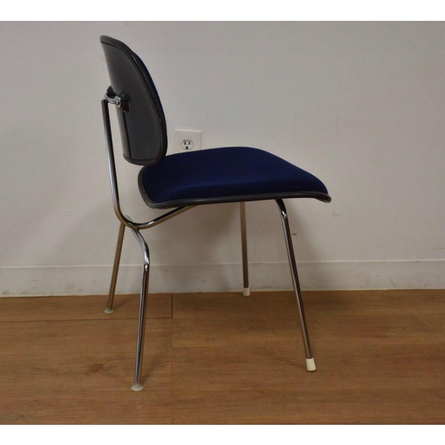 1970s Herman Miller Dcm Eames Chair For Sale - Image 5 of 8