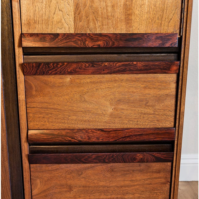 American of Martinsville Wardrobe Chest - Image 6 of 6