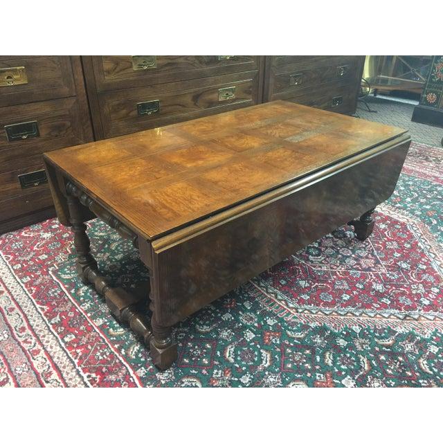 Baker Furniture Company Drop-Leaf Table - Image 2 of 8