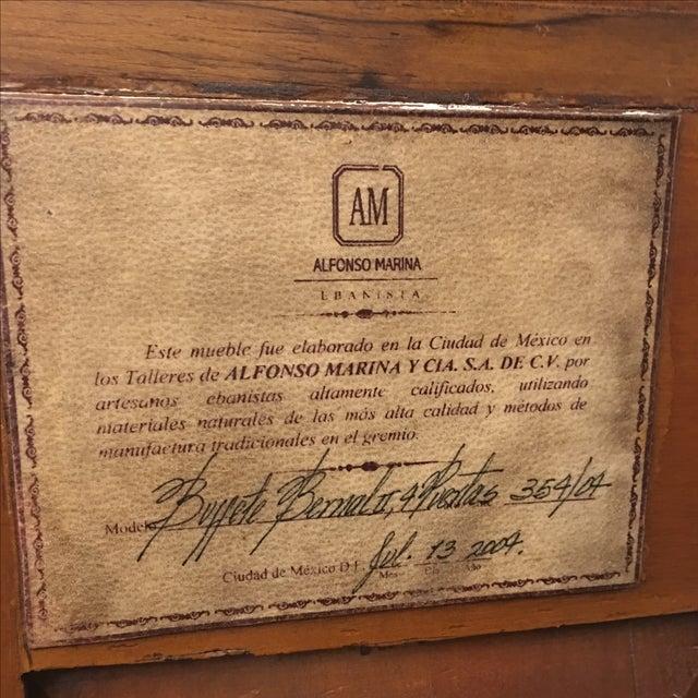 Ebanista Hand Carved Sideboard - Image 10 of 10