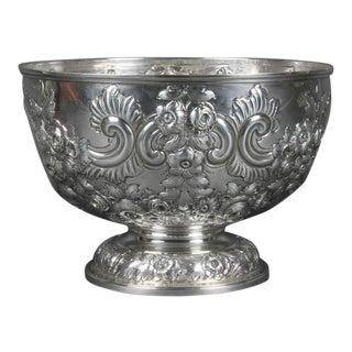 Edwardian Charles Stuart Harris Sterling Bowl