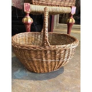 Vintage European Market Basket Preview