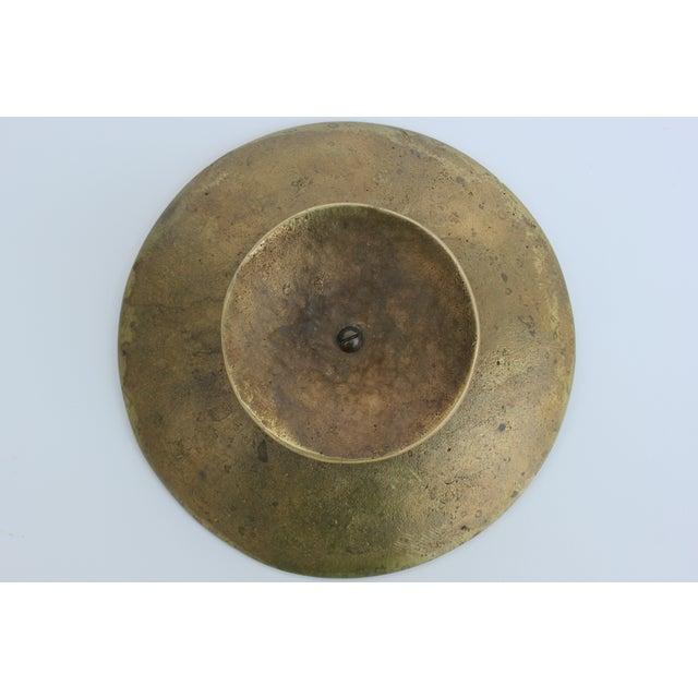 Louis XVI Bronze Pedestal Dish - Image 6 of 6