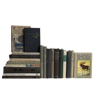 Wildlife Adventures Cabin Book Set For Sale