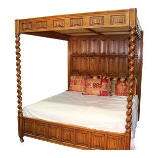 Custom Designed Bed in the 1980's by Designer Enkeboll