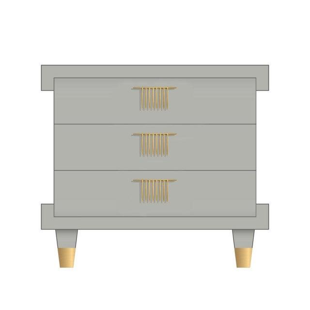 Contemporary Simon Dresser Small For Sale - Image 3 of 3