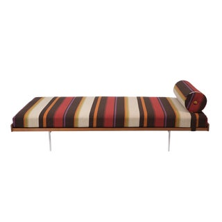 Ladislav Rado for Knoll Drake Striped Daybed Pair For Sale