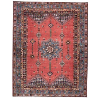 Antique Rabat Carpet