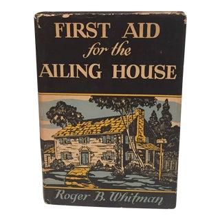 1942 Vintage Home Repair Book