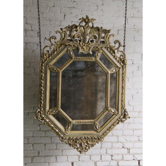 19th Century Pareclose Mirror For Sale - Image 6 of 6