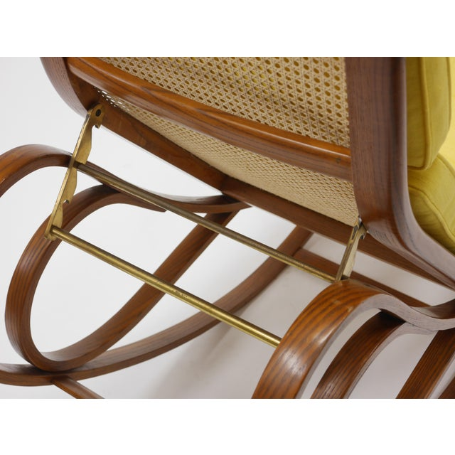 Chaise Lounge by Edward Wormley for Dunbar For Sale - Image 10 of 12