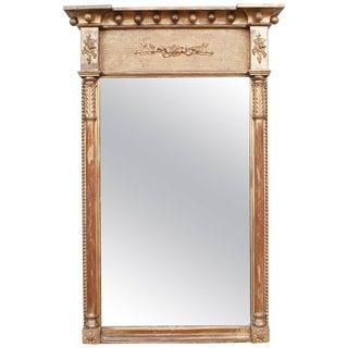 Regency Tabernacle Mirror, England, Circa 1805 For Sale