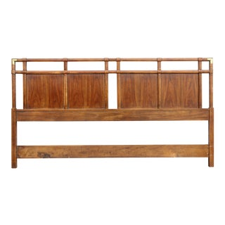 "Mid-Century Drexel ""Accolade"" King Sized Headboard"