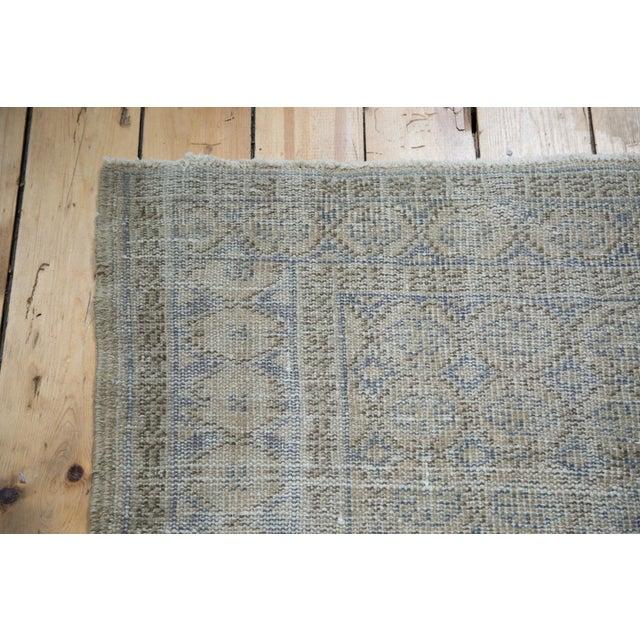 "Distressed Oushak Medallion Carpet - 6'5"" x 9'7"" - Image 5 of 5"