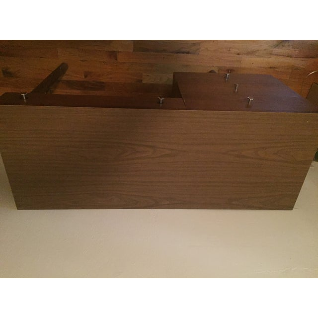 Stanley Mid-Century Modern Desk For Sale In Denver - Image 6 of 8