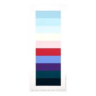 """Kyong Lee """"Emotional Color Chart 105"""", Painting For Sale"""