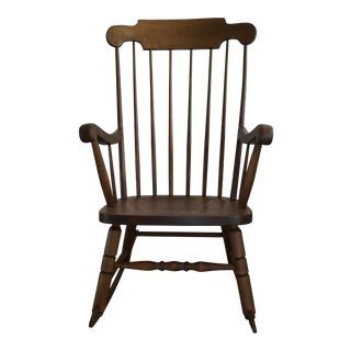 Tell City Chair Company Windsor Rocking Chair